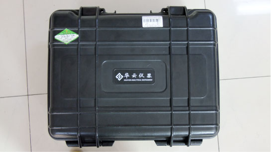 便携式水质分析仪器